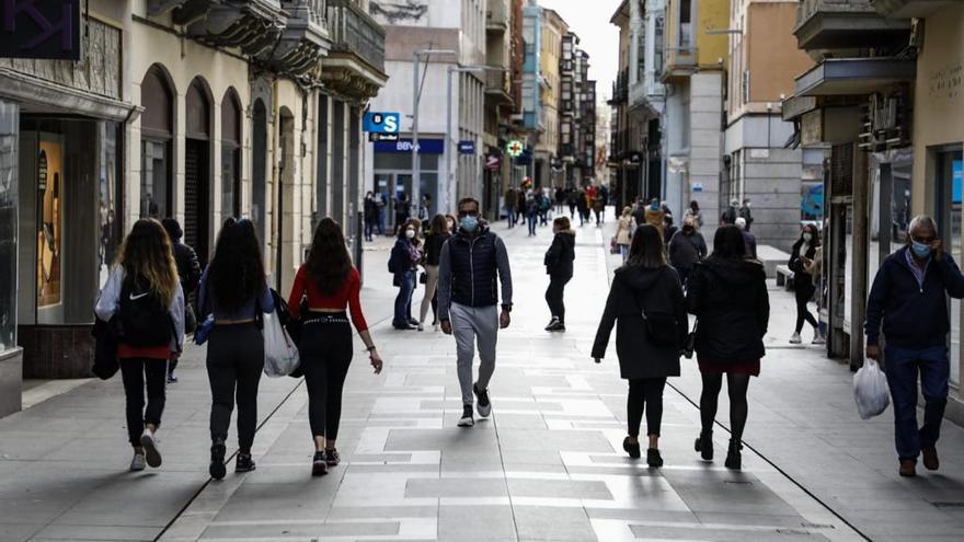 Zamora, toque de queda a partir de las 22 horas de mañana sábado