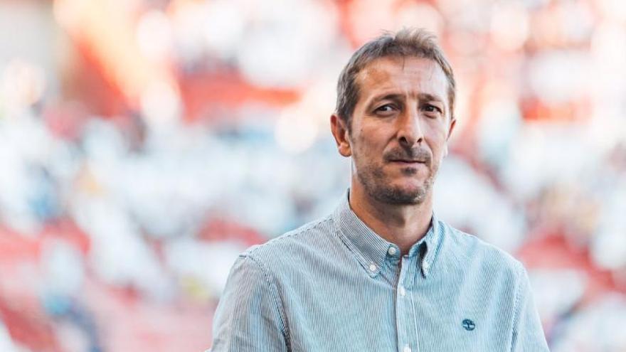Luis Miguel Ramis, en su etapa como entrenador del Albacete Balompié | | A.B.