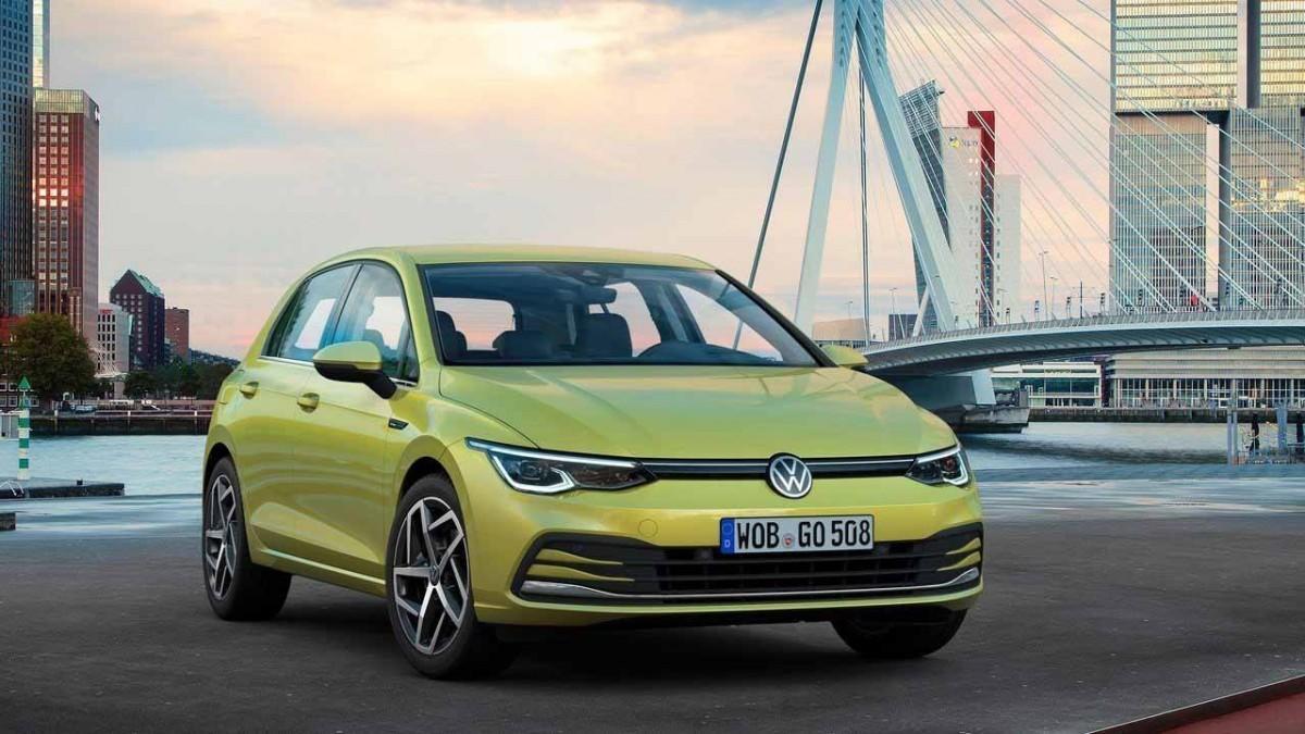 Volkswagen detiene las entregas del Golf por problemas de software