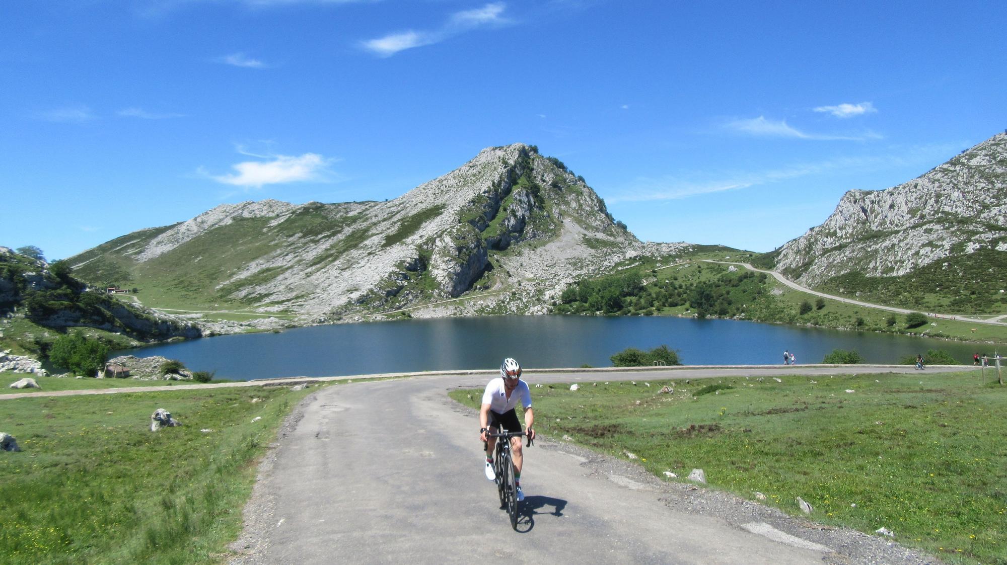 Lagos de Covadonga. Carbajal.JPG