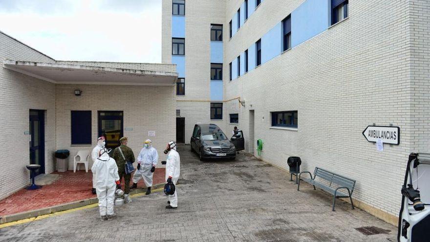 El covid pudo ser la causa de 23 fallecimientos en la residencia Los Pinos de Plasencia