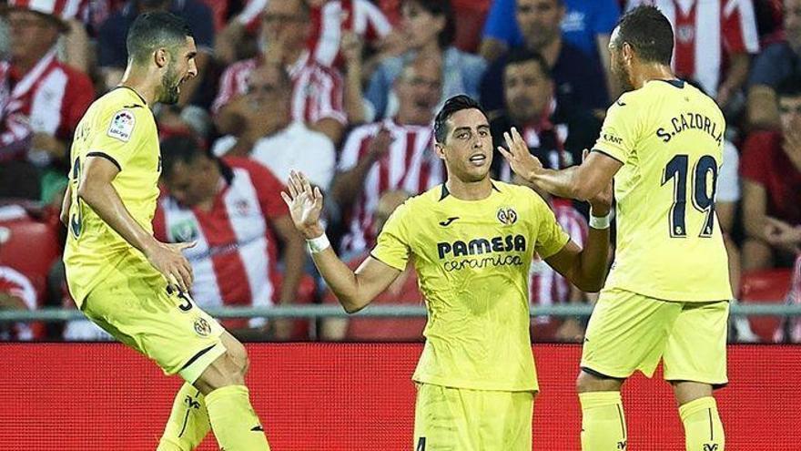 El Villarreal busca volver a tomar impulso hacia Europa en San Mamés
