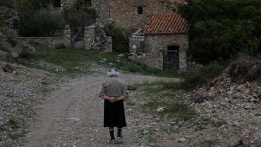 Mujeres rurales, a la cola de las pensiones