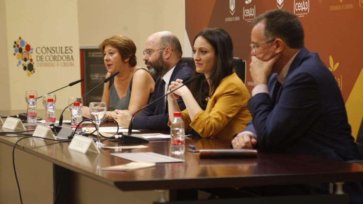 La UCO espera que más de un centenar de alumnos extranjeros sean 'cónsules' de Córdoba
