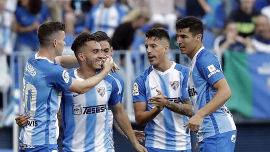 El Málaga mira al mercado de Segunda y de Segunda B