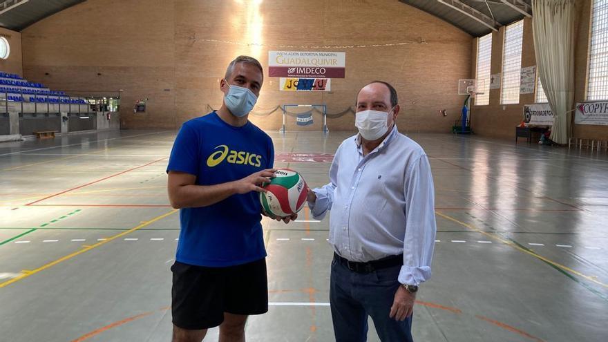 El Adecor recupera su equipo sénior femenino de voleibol