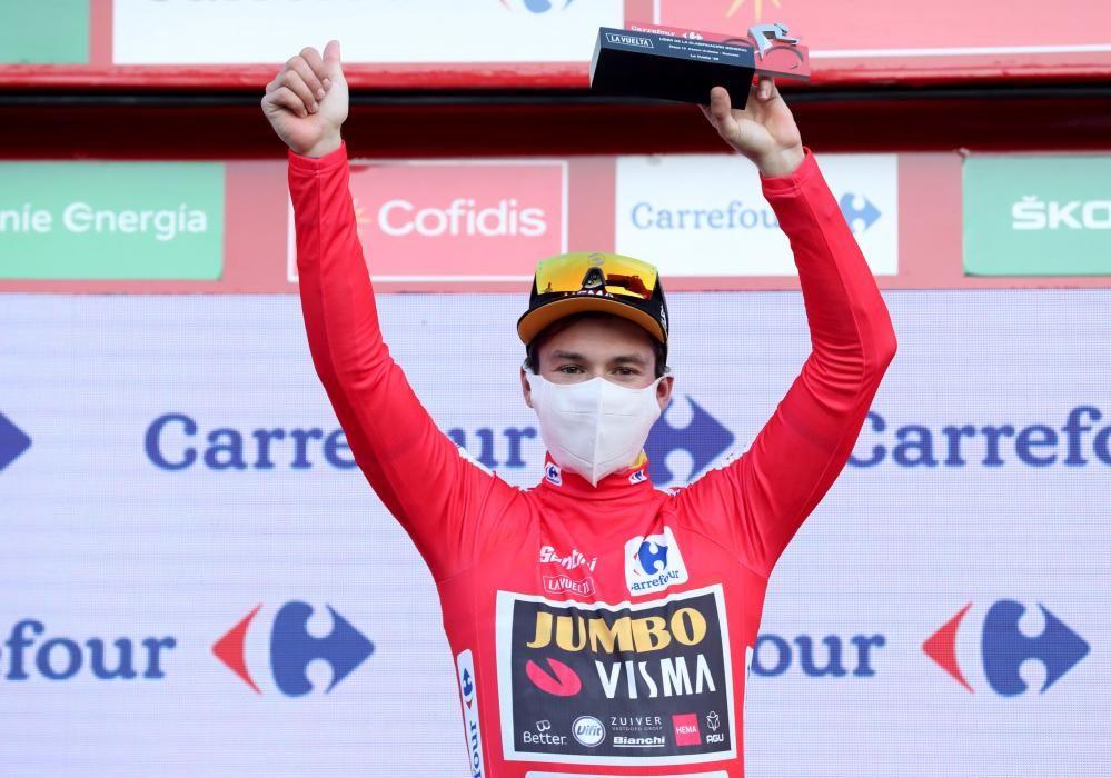 Las imágenes de la 10ª etapa de la Vuelta a España