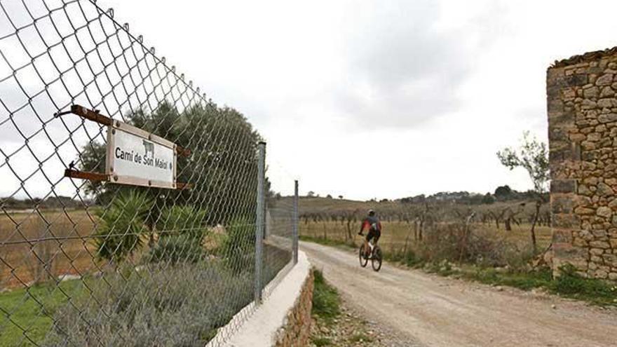 Palma wird an die Trockensteinroute (GR-221) angeschlossen