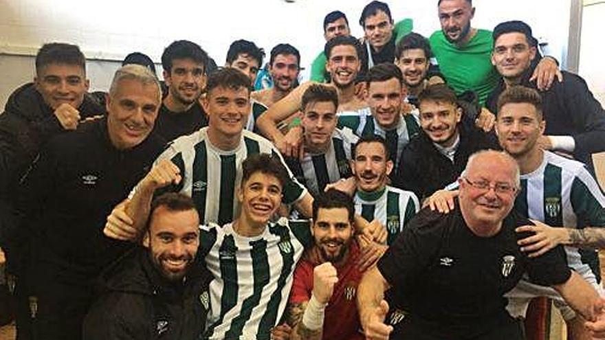 Un gol de Ritxi Mercader dona la victòria al Peralada davant d'un rival directe