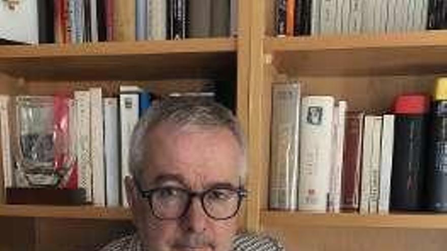 """Un sello ourensano edita el poemario de Alfonso Armada """"Cuaderno de Hollywood"""""""