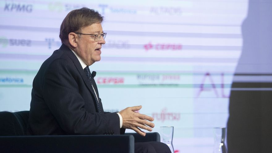 Puig reclamará un cambio en el modelo de financiación autonómica