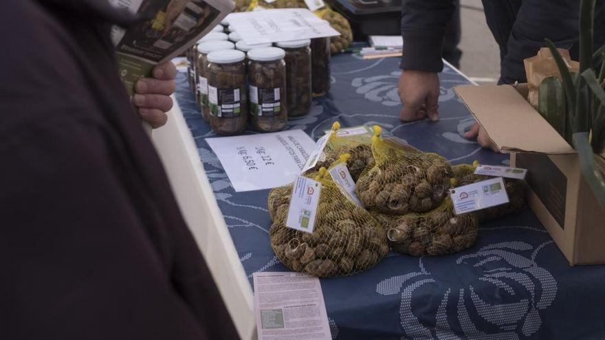 Nueva jornada en Zamora del mercado ecológico: medidas y horarios