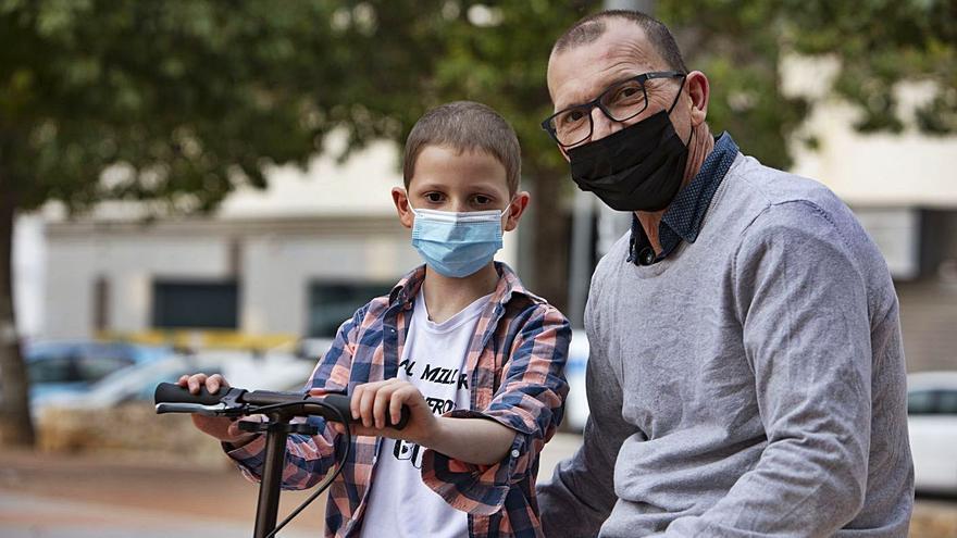 """""""Pasamos lo más duro del cáncer y ahora tenemos miedo a la covid"""""""