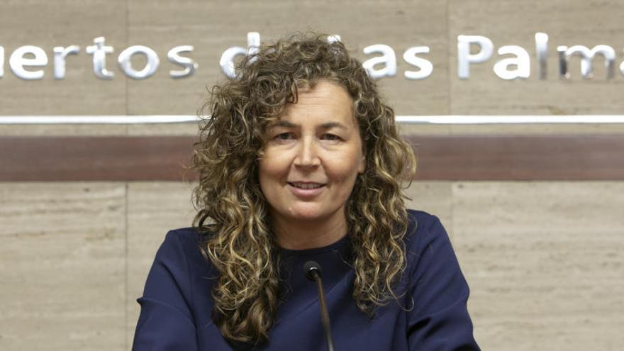 Ornella Chacón deja Puertos del Estado por motivos personales