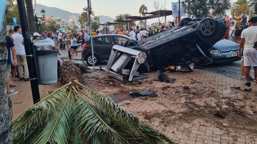 Detenido por atropellar mortalmente en Fuengirola a un ciclista natural de Bujalance