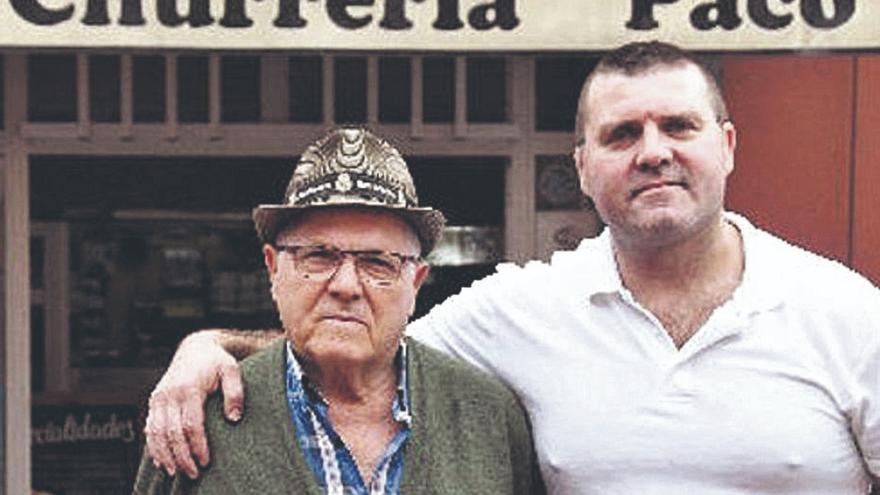 El último adiós a Paco Santana Hernández, el churrero de Ingenio