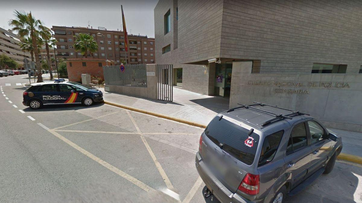 Comisaría de la Policía Nacional en Paterna