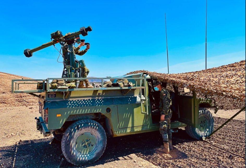 El Núcleo de Fuego durante el ejercicio 'Eagle Eye 1-21'