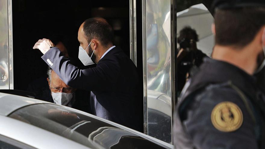 La jueza considera grupo criminal a los detenidos en la Operación Azud II