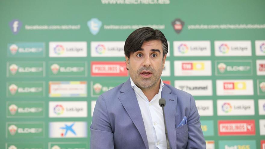 """Nico: """"Queremos jugadores con hambre, ambición y oportunidad de crecer"""""""