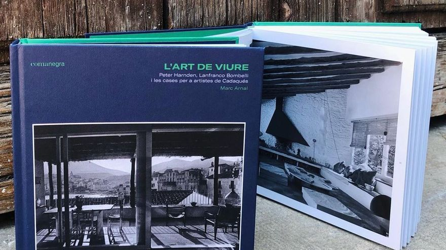 """Presentació del llibre """"L'art de viure"""" a Cadaqués"""