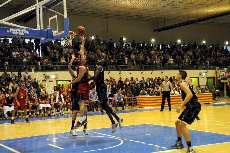 Las imágenes del CAI Zaragoza-Dominion Bilbao Basket