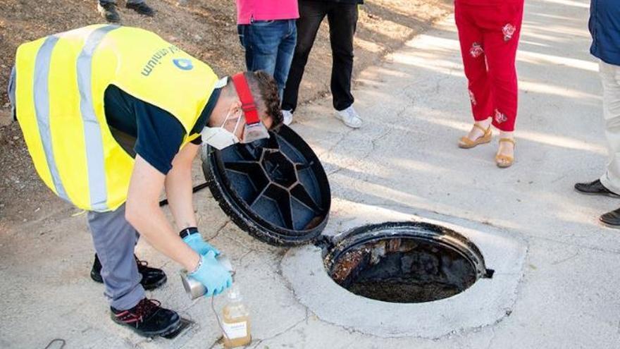 Las aguas residuales de València empiezan a estar limpias de covid