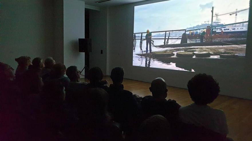 """""""Pantoque"""", el documental que narra el proyecto que llevó un astillero al MARCO"""