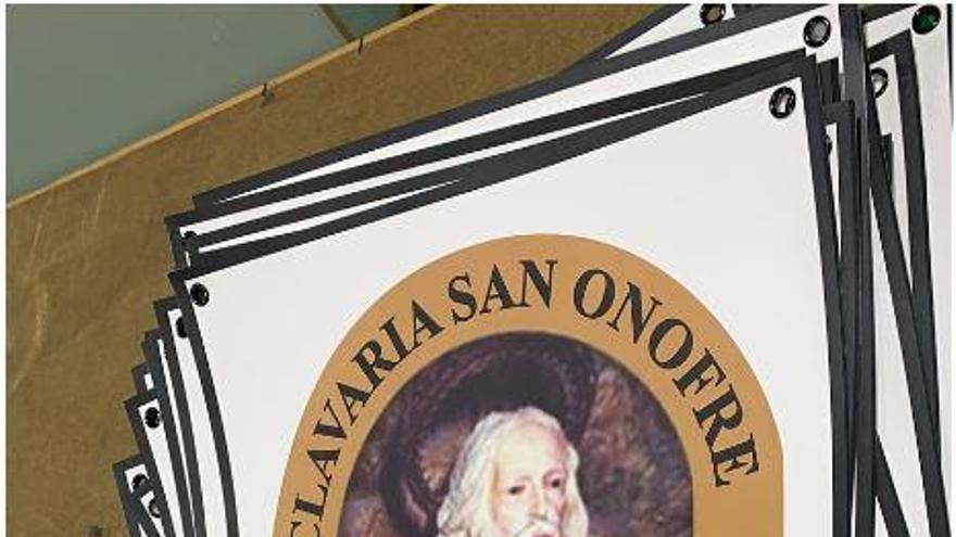 Los clavarios festejarán a Sant Onofre con un gran castillo de fuegos artificiales en Quart