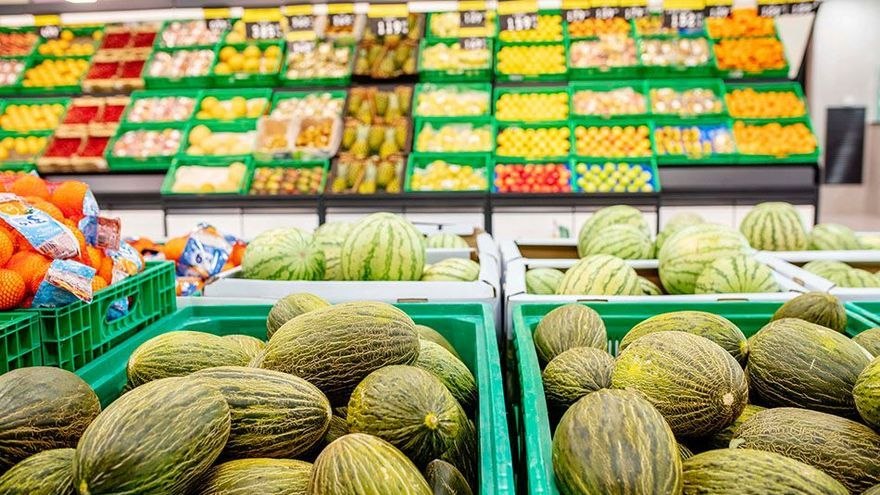 De dónde son los melones que vende Mercadona