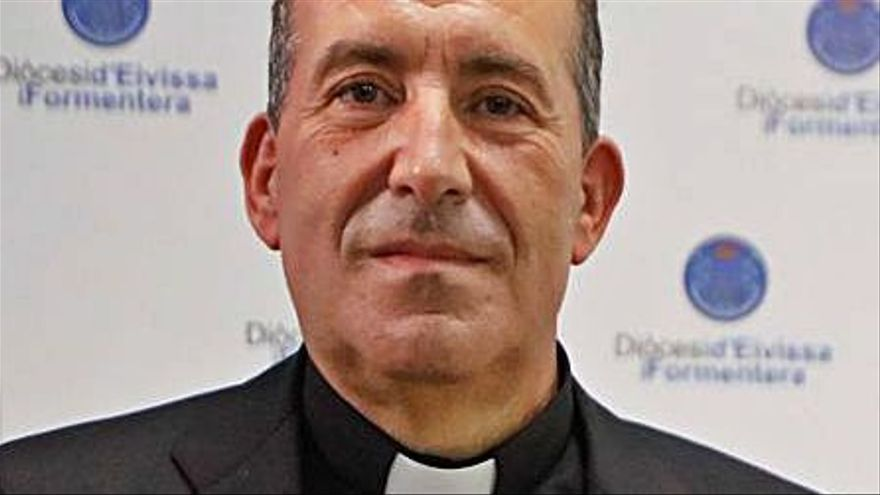 El Papa nombra al ibicenco Vicent Ribas Prats nuevo obispo pitiuso