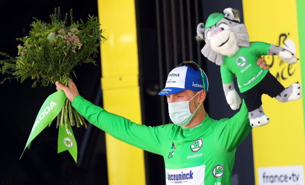 Undécima etapa del Tour de Francia.