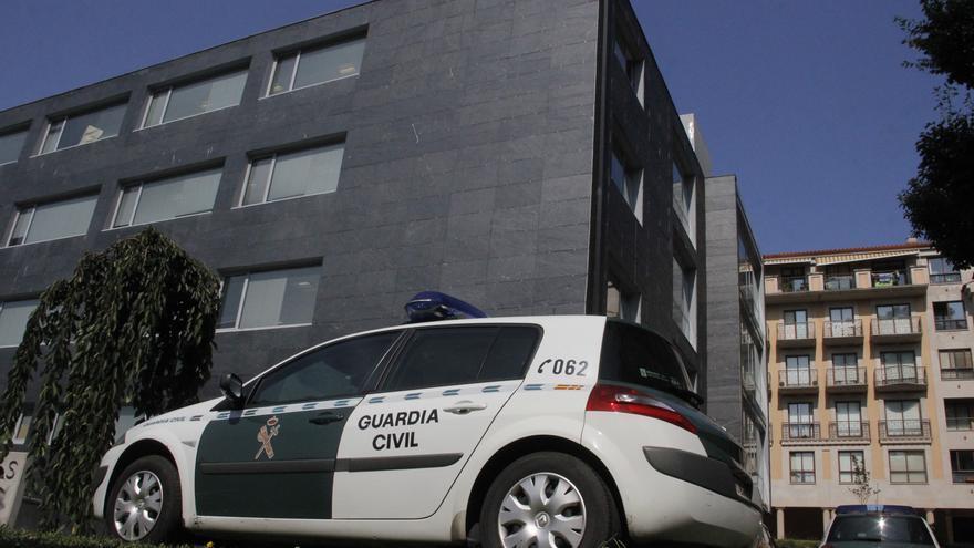 Detenido un cangués por robar gafas de sol en Moaña, valoradas en 2.000 euros