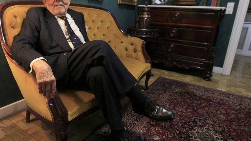Fallece el expresidente de la Diputació de València y defensor de la unidad lingüística Perelló Morales