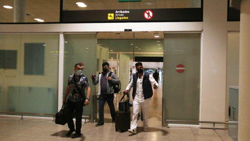L'aeroport de Barcelona torna a rebre visitants amb la reobertura de les fronteres