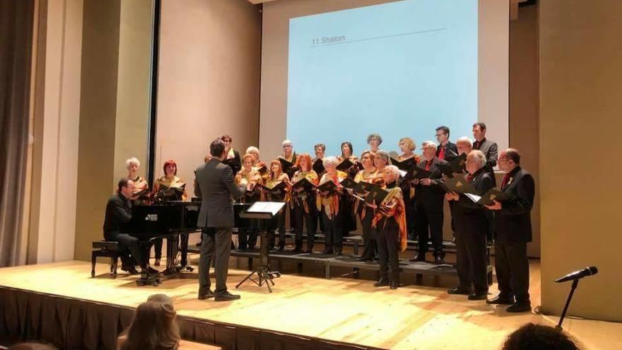 La Polifònica de Figueres estrena l'Oda a Espanya de Joan Maragall
