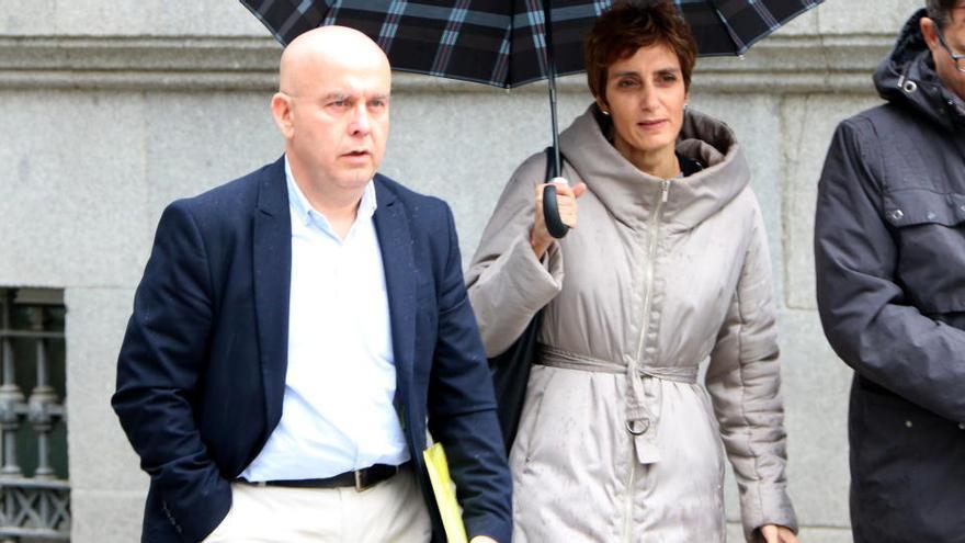 L'Audiència Nacional confirma el processament de Gonzalo Boye per un delicte de blanqueig de capitals