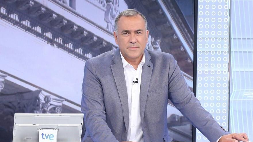 Xabier Fortes, principal incorporación de la temporada del Canal 24 Horas