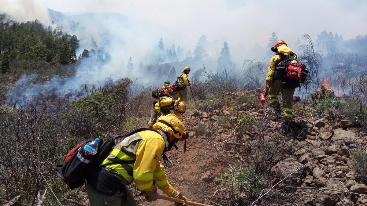 Tenerife invierte 2,7 millones en el nuevo sistema de detección y gestión de incendios