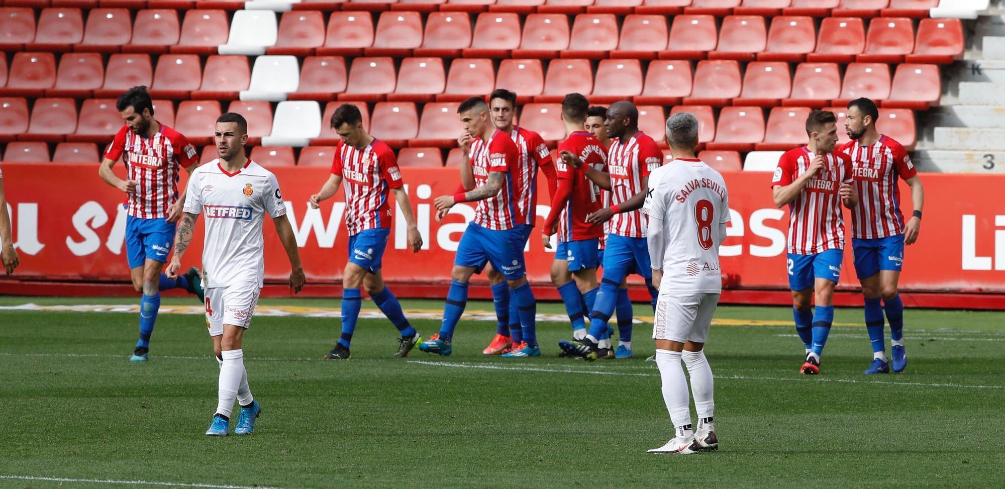 Justa primera derrota del Mallorca a domicilio