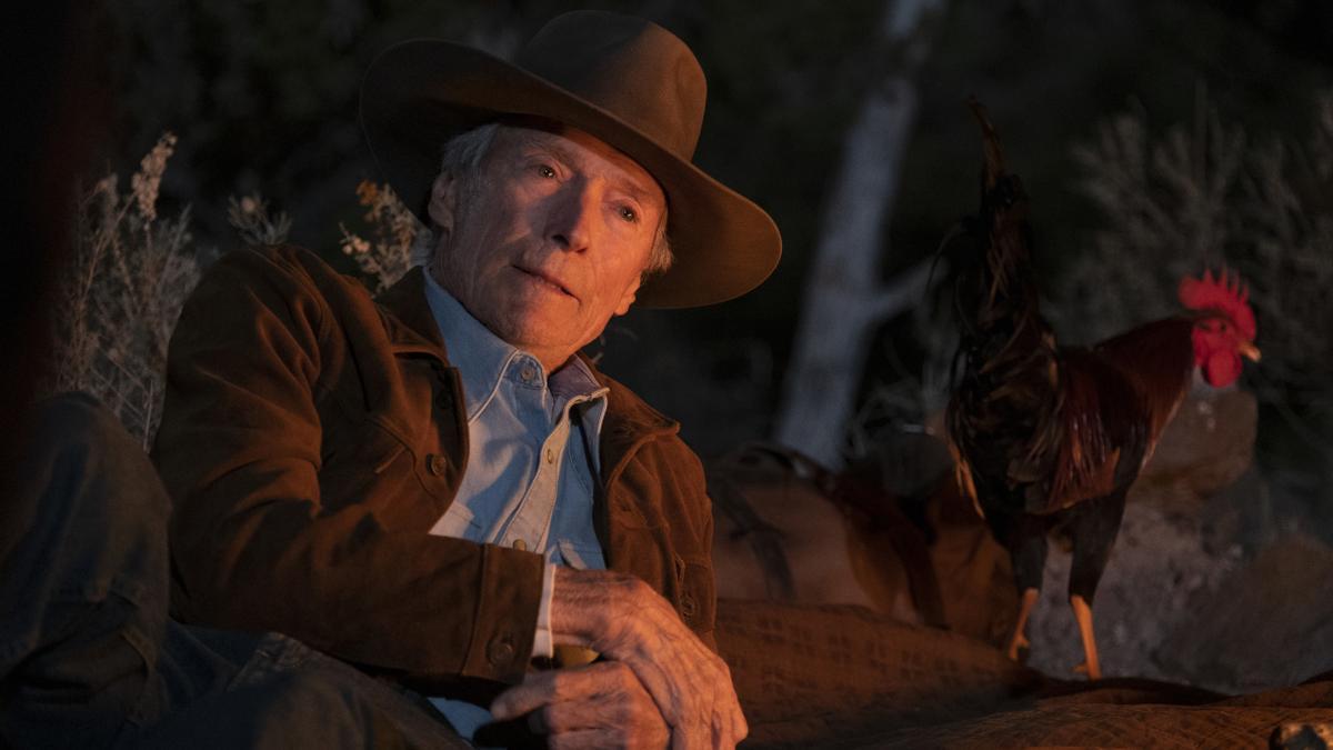 Clint Eastwood regresa a los cines con 'Cry Macho'.