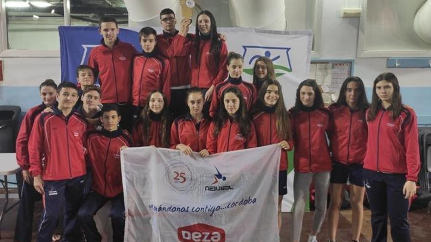 El Navial logra su segundo título andaluz por clubs consecutivo