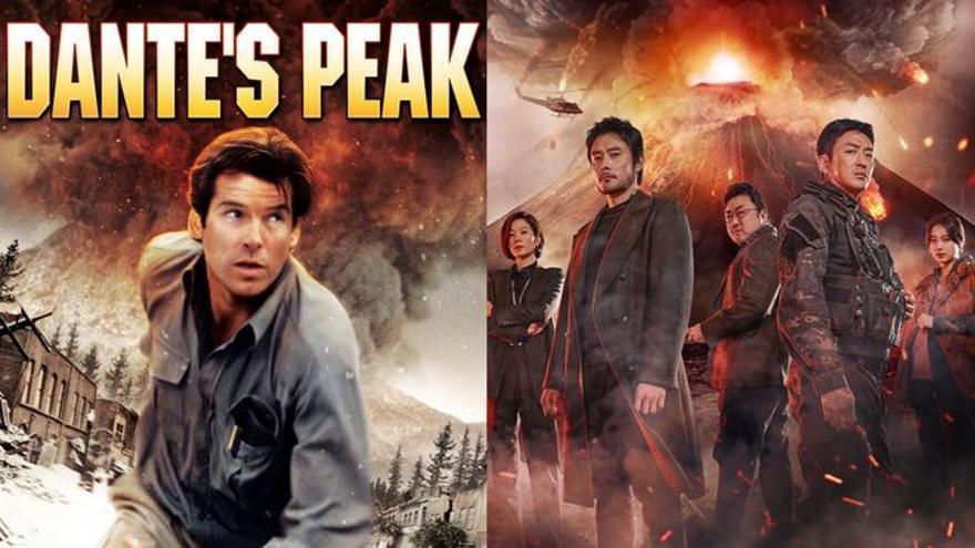 Cuatro aprovecha la erupción en La Palma para emitir 'Dante's Peak' y 'Alerta Roja', dos películas de volcanes