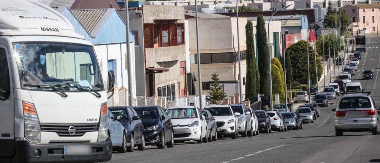 La zona industrial de Ibi experimentará un fuerte crecimiento con el desbloqueo del proyecto.