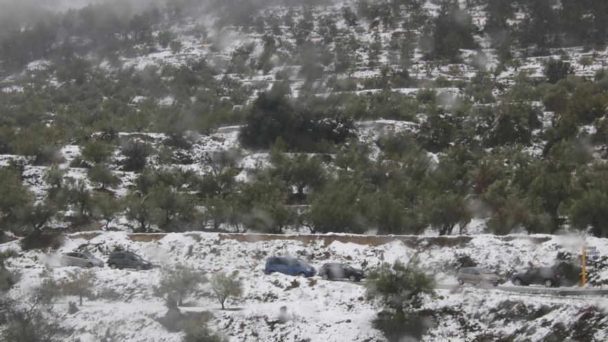 Impondrán sanciones a quienes acudan a ciudades confinadas de la Comunidad Valenciana a ver la nieve