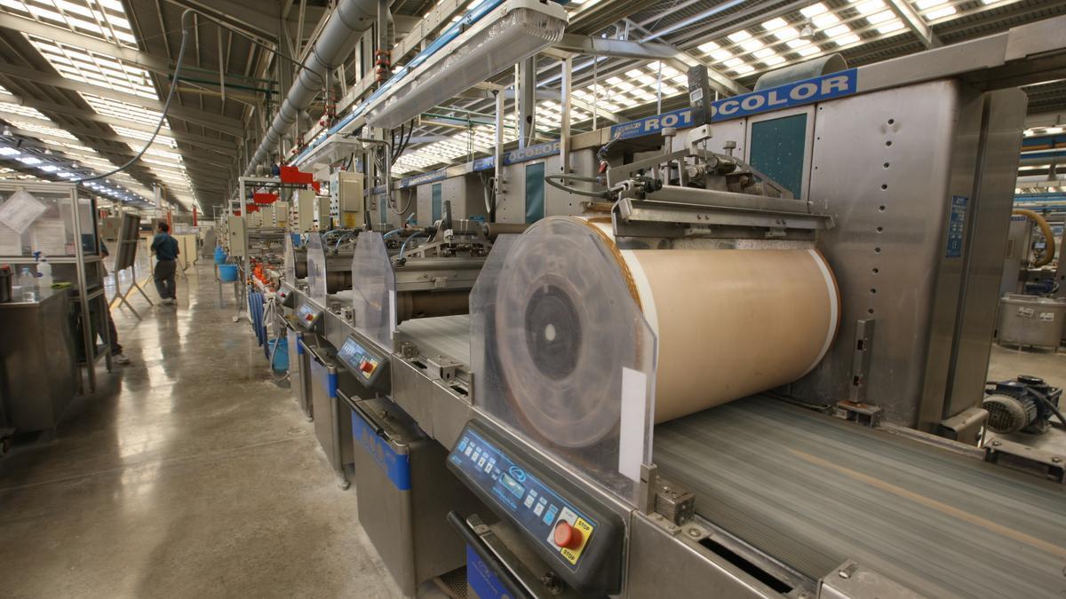 La cogeneración es un sistema muy extendido en las fábricas de cerámica para una mayor eficiencia energética.