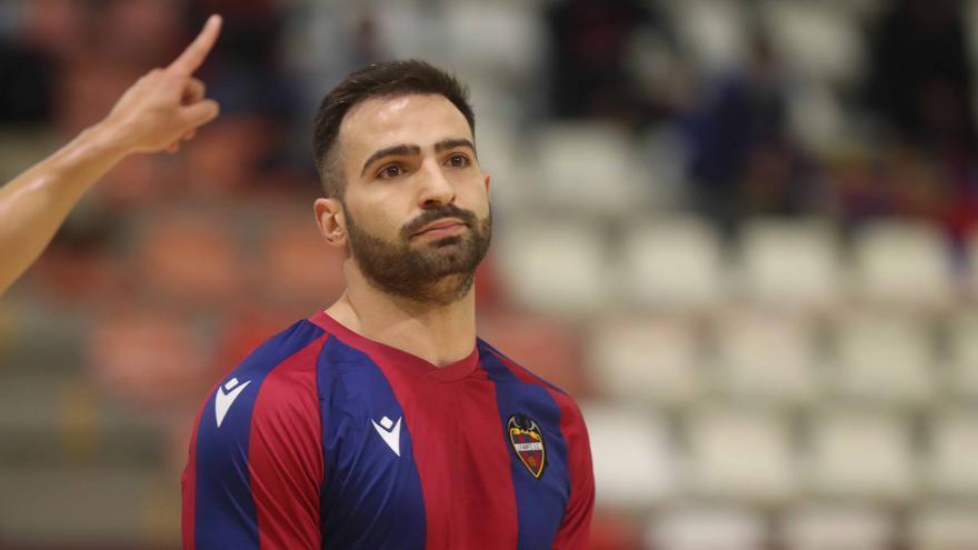 El Levante UD FS cierra la pretemporada con derrota por la mínima en Zaragoza (4-3)