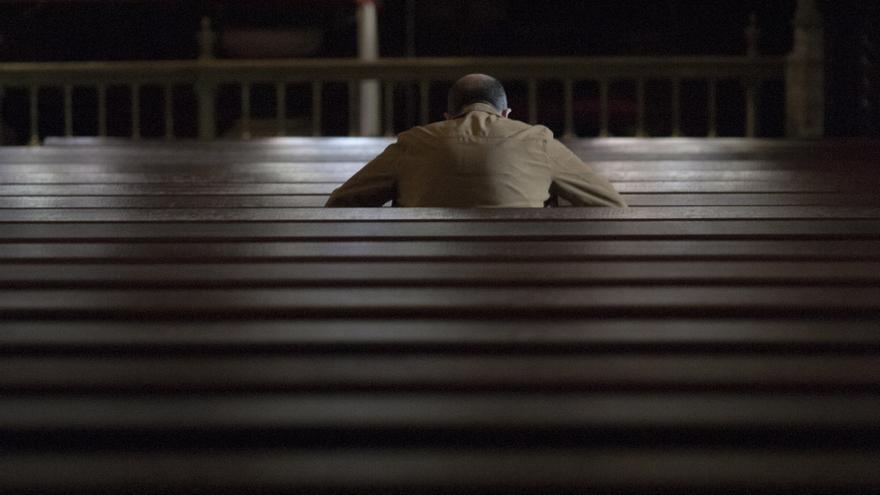Determinadas fotografías son cuestión de fe