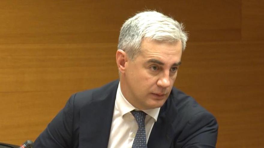 Ricardo Costa esquiva la cárcel tras colaborar con la Fiscalía Anticorrupción