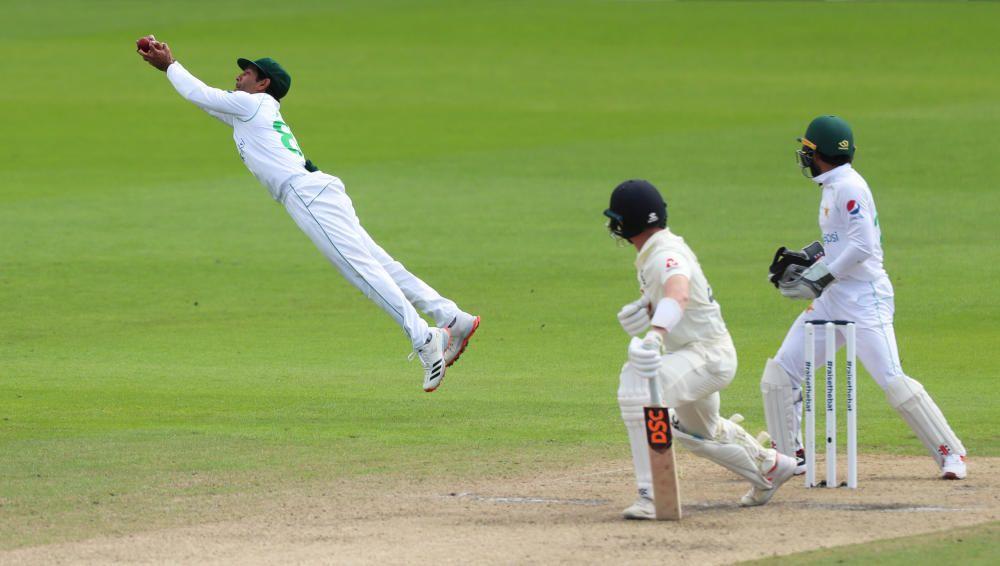 First Test - England v Pakistan